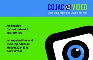 Visitekaartje cojacvideo nieuwe naam  2010 (Home)